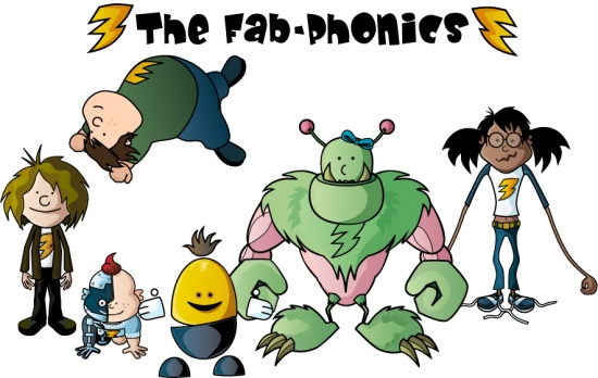 The Fab-Phonics now on Teachit Primary image