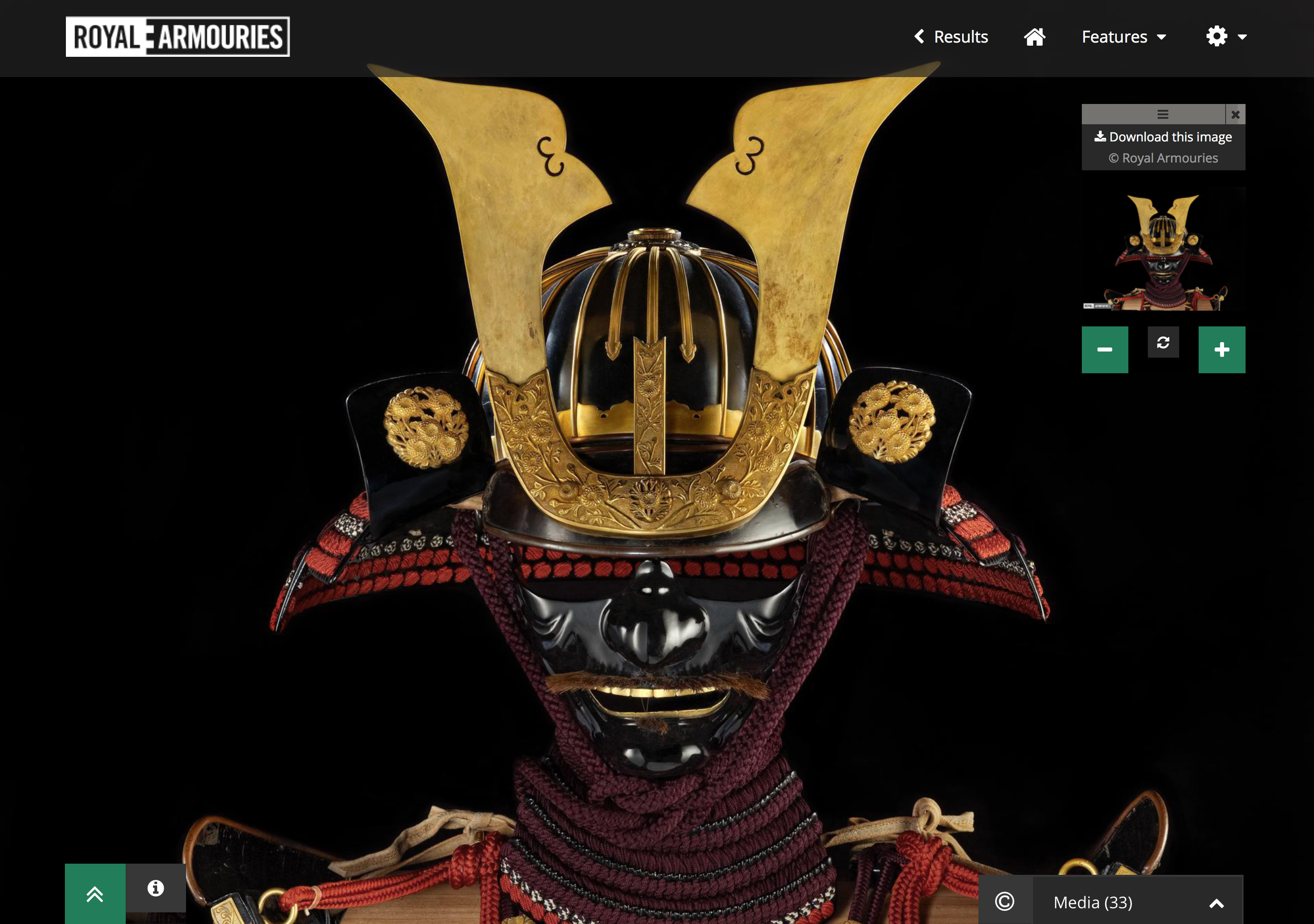 Gooii Awarded Royal Armouries Website & Blog Redevelopment image