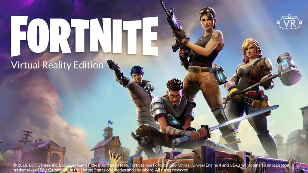 Fortnite Virtual Reality Edition image