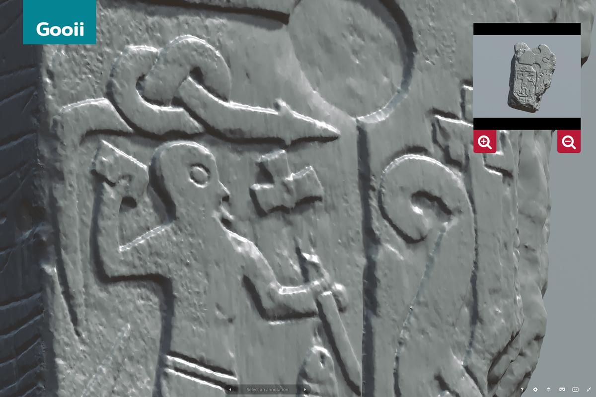 Amazing Manx Heritage 3D Object UI image