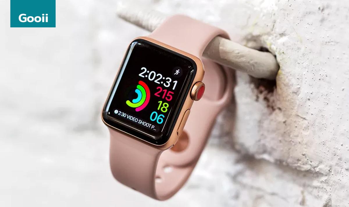 Gooii App Development For Smart Watch image