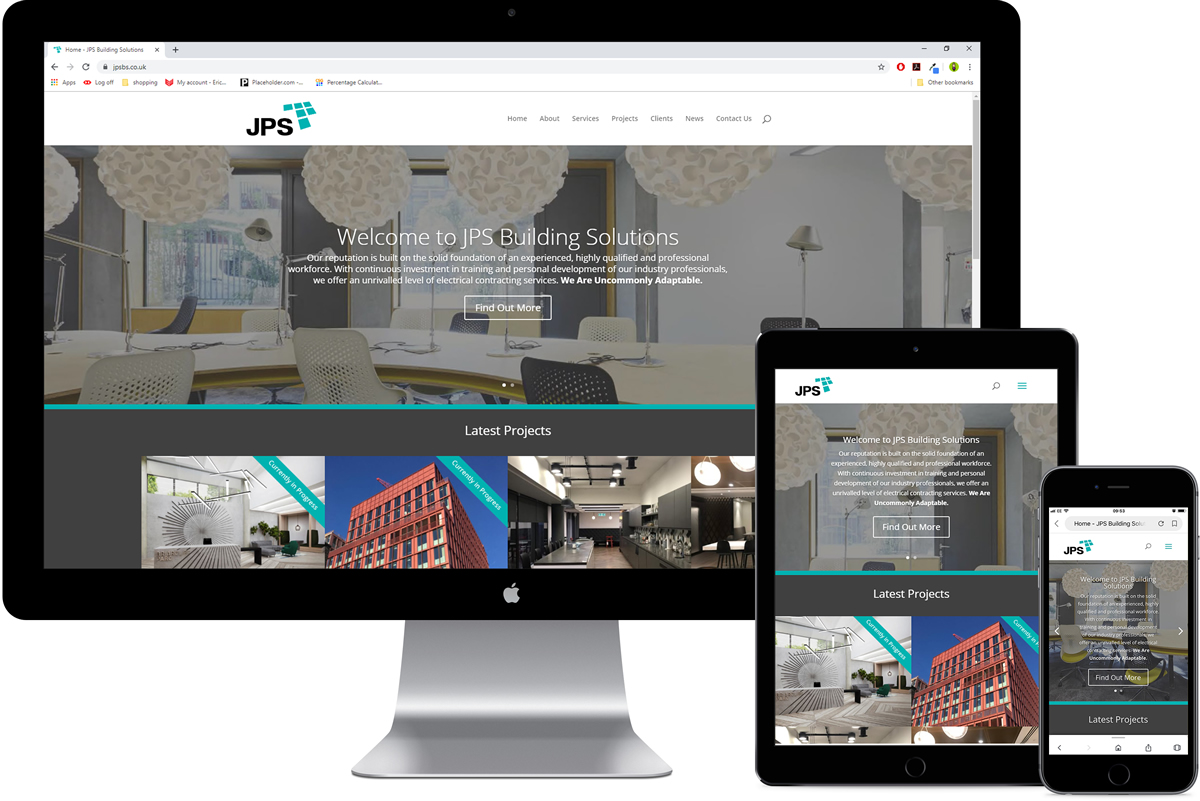 JPS Building Solutions image