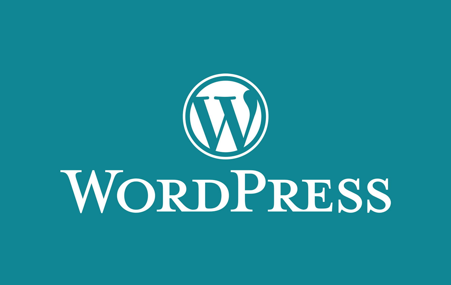 WordPress for Small Businesses image