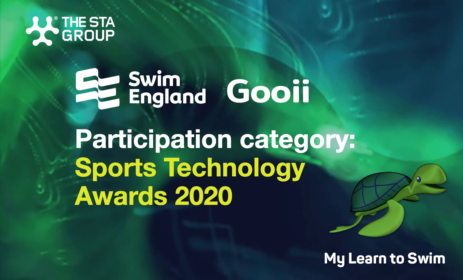 Gooii Nominated for Sports Technology Award image